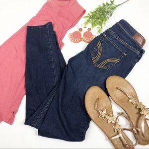 Hollister | Low Rise Super Skinny Jean 1R W25 L30